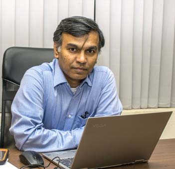 Kaushik Ray - Partner at NCRTS