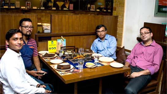 NCRTS Team Dinner