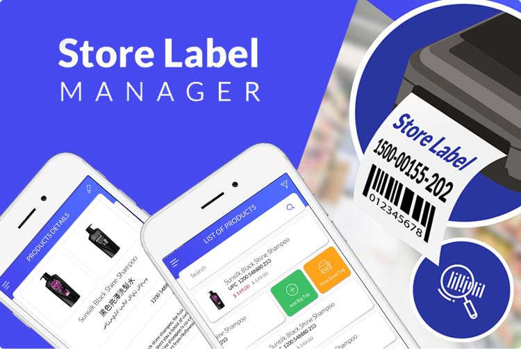 Card Image for Strore Label Manager