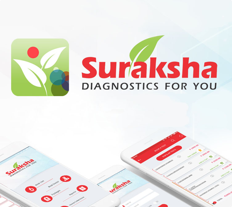 Card Image for Suraksha mobile app