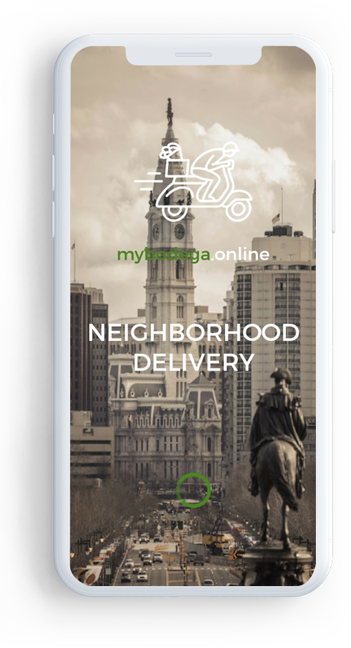 On-demand grocery delivery mobile app design of Orderwala