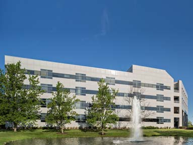 Office building of NCRTS in New Jersey, USA