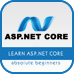 Icon image of ASP.NET Core technology for web app development