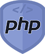 Icon image for php framework technology
